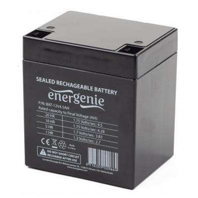 Батарея к ИБП EnerGenie 12В 4,5 Ач (BAT-12V4.5AH)