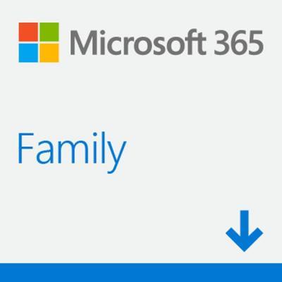 Офисное приложение Microsoft Office 365 Home 32/64 AllLngSub PKLic 1YR Online CEE Конверт (6GQ-00084-ESD)
