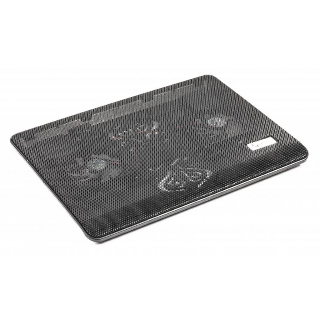 Подставка для ноутбука GEMBIRD до 17