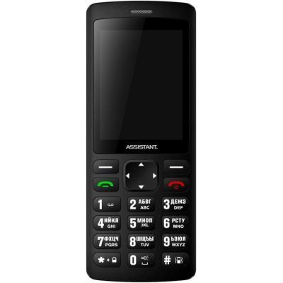 Мобильный телефон Assistant AS-4211 Classic Black