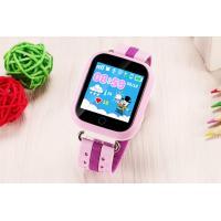 Смарт-часы GoGPS ME K18 Розовые (К18РЗ)