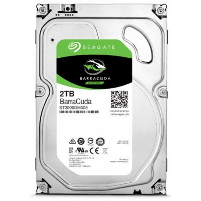 "Жесткий диск 3.5"" 2TB Seagate (# ST2000DM006-FR#)"