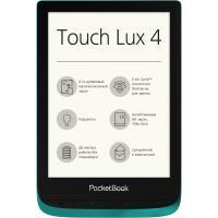 Електронна книга PocketBook 627 Touch Lux4 Emerald (PB627-C-CIS)