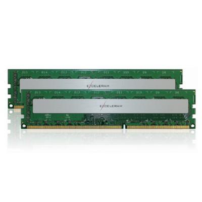Модуль памяти для компьютера DDR3 8GB (2x4GB) 1600 MHz eXceleram (E30165A)
