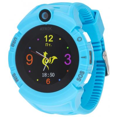 Смарт-часы ATRIX iQ700 GPS Blue