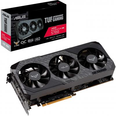 Видеокарта ASUS Radeon RX 5700 8192Mb TUF3 GAMING OC (TUF3-RX5700-O8G-GAMING)