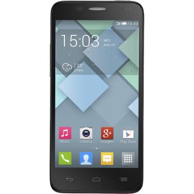 Мобильный телефон ALCATEL ONETOUCH 6012X (Idol Mini) Slate (4894461094625)