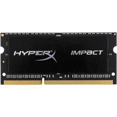 Модуль памяти для ноутбука SoDIMM DDR3L 8GB 1866 MHz HyperX Impact Kingston (HX318LS11IB/8)