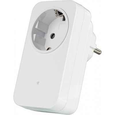 Выключатель беспроводной Trust AC-3500 Wall socket switch (<3500W) (71008)