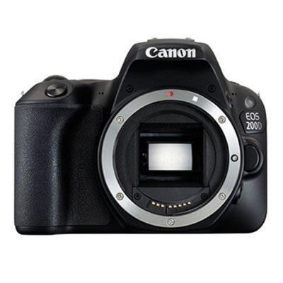 Цифровой фотоаппарат Canon EOS 200D Body Black (2250C015)