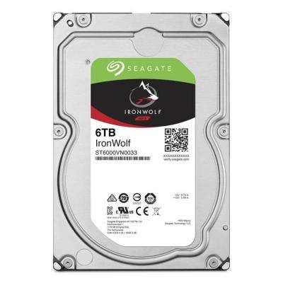 "Жесткий диск 3.5"" 6TB Seagate (ST6000VN0033)"