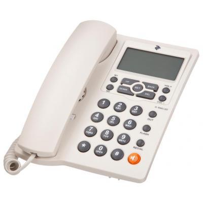 Телефон 2E AP-410 White (680051628714)