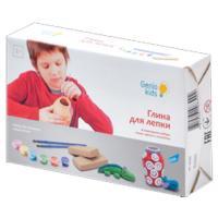 Набор для творчества GENIO KIDS Глина для лепки (XYG001)