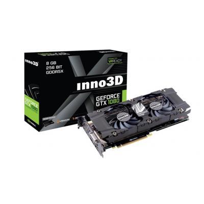 Видеокарта Inno3D GeForce GTX1080 8192Mb TWIN X2 (N1080-1SDN-P6DN)