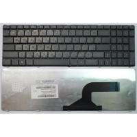 Клавіатура ноутбука ASUS G51/G53/K52/N50/X61/F50/W90 черная RU New Design (NSK-UGC0R/04GNQX1KUS001-2/04GNV32KUI01-3/AEKJ3U00120)