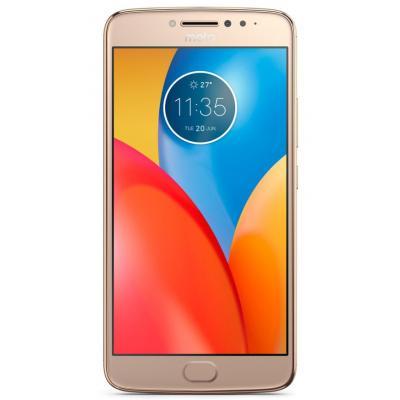 Мобильный телефон Motorola Moto E Plus (XT1771) Fine Gold (PA700064UA)