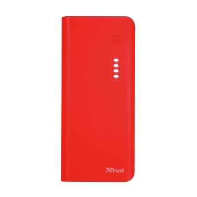 Батарея универсальная Remax Primo 10000 mAh Black, Red (22752_TRUST)