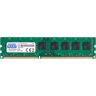 Модуль памяти для компьютера DDR3 8GB 1600 MHz GOODRAM (GR1600D364L11/8G)