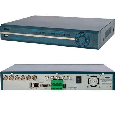 Регистратор для видеонаблюдения CnM Secure S44-4D0C+