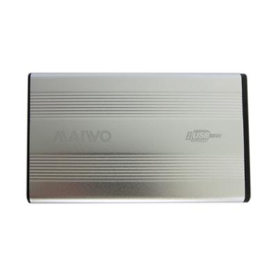 Карман внешний Maiwo K2501A-U2S silver