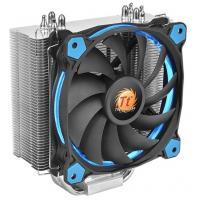 Кулер для процессора ThermalTake Riing Silent 12 Blue (CL-P022-AL12BU-A)