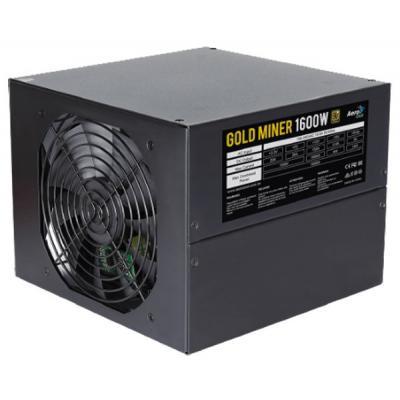 Блок питания AeroCool 1600W Gold Miner (ACPG-GMK6FEY.11)