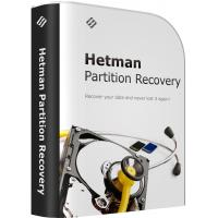Системна утиліта Hetman Software Hetman Partition Recovery Домашняя версия (UA-HPR2.3-HE)