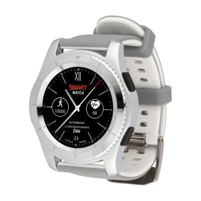 Смарт-часы ATRIX Smart watch X4 GPS PRO silver-gray