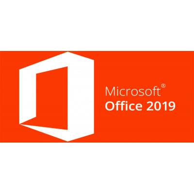 Офисное приложение Microsoft Office 2019 Home and Student Ukrainian (79G-05048)