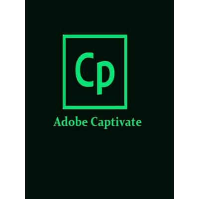 Офисное приложение Adobe Captivate 2019 11 Multiple English AOO License TLP (65294492AD01A00)