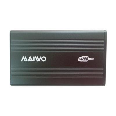 Карман внешний Maiwo K2501A-U2S black