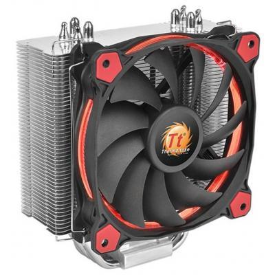 Кулер для процессора ThermalTake Riing Silent 12 Red (CL-P022-AL12RE-A)