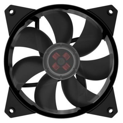 Кулер для CPU CoolerMaster MasterFan MF120L (R4-C1DS-12FK-R1)