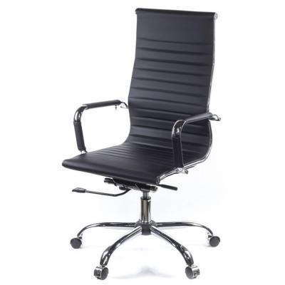 Офисное кресло АКЛАС Кап CH D-TILT Черное (00024)
