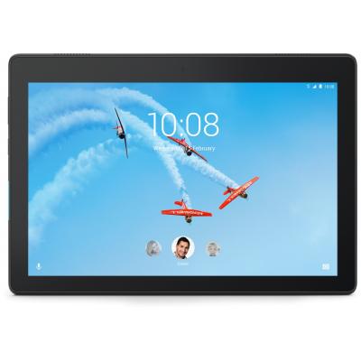 Планшет Lenovo Tab E10 TB-X104L LTE 3/32GB Slate Black (ZA4C0006UA)