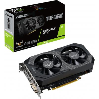 Видеокарта ASUS GeForce GTX1650 4096Mb TUF GAMING (TUF-GTX1650-4G-GAMING)