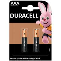 Батарейка Duracell AAA MN2400 LR03 * 2 (5000394058170 / 81484984)