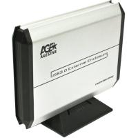 Карман зовнішній AgeStar 3UB 3A5 (Silver)
