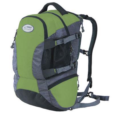 Рюкзак туристический Terra Incognita Polus 28 green / grey