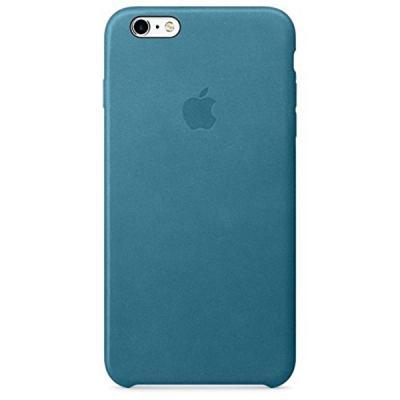 Чехол для моб. телефона Apple кожаный для iPhone 6 Plus/6s Plus Marine Blue (MM362ZM/A)