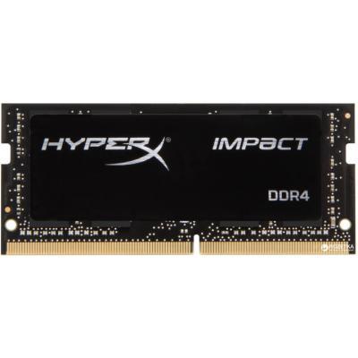 Модуль пам'яті для ноутбука SoDIMM DDR4 16GB 3200 MHz HyperX Impact Kingston (HX432S20IB2/16)