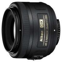 Об'єктив Nikkor AF-S 35mm f/1.8G DX Nikon (JAA132DA)
