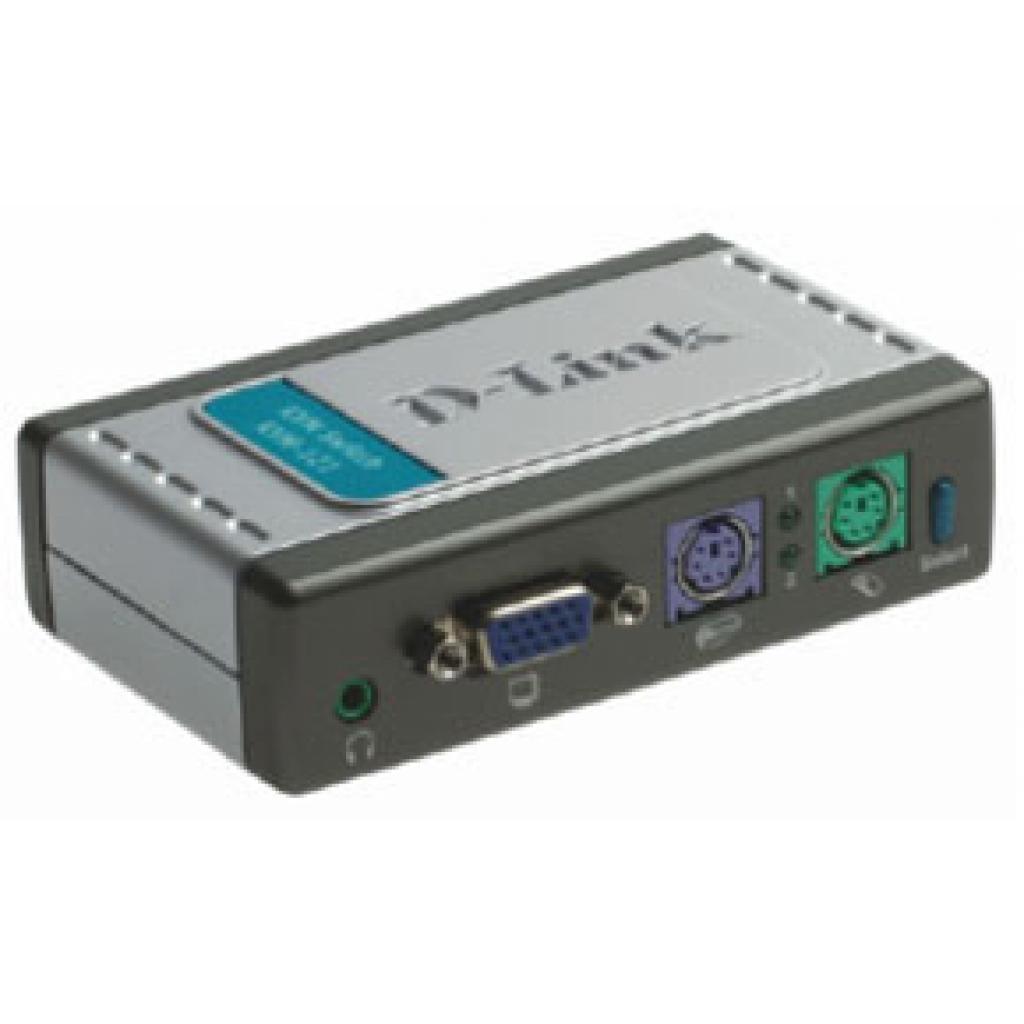 Коммутатор KVM D-Link KVM-121