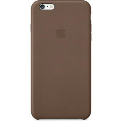 Чехол для моб. телефона Apple кожаный для iPhone 6 Plus/6s Plus Olive Brown (MGQR2ZM/A)