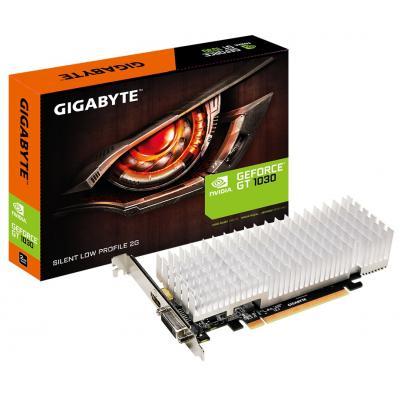 Видеокарта GIGABYTE GeForce GT1030 2048Mb Silent (GV-N1030SL-2GL)