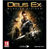 Гра Square Enix Deus Ex: Mankind Divided. Day One Edition