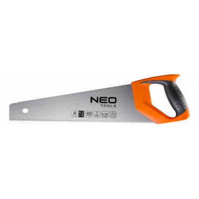 Ножовка NEO по дереву, 400 мм, 7TPI (41-031)