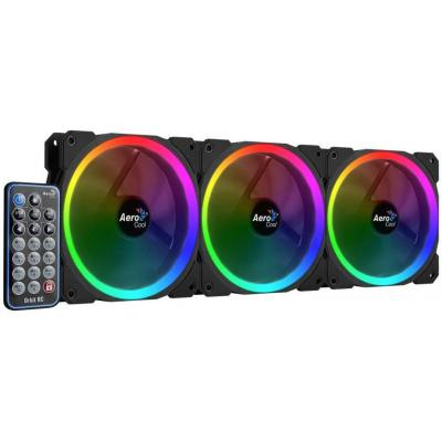 Кулер для корпуса AeroCool Orbit RC RGB