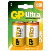 Батарейка GP D GP Ultra LR20 * 2 (13AU-U2/13AU-UE2)