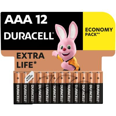 Батарейка Duracell AAA MN2400 LR03 * 12 (81417119)